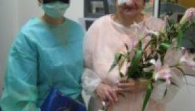 Hospitalizáciu na očnom oddelení potrebuje 1% pacientov
