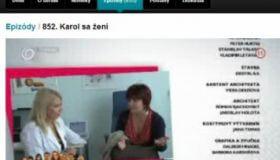Očná lekárka a chirurgička MUDr. Adriana Smorádková si zahrá v dnešnom seriáli Panelák