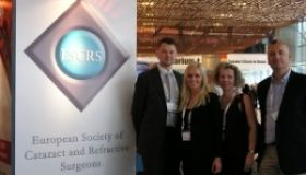 Kongres Evropské společnosti refrakční a kataraktové chirurgie