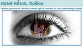 NeoVízia na Vedeckých pracovných dňoch Slovenskej oftalmologickej spoločnosti v Košiciach