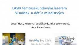 MUDr. Josef Hycl, CSc. prednášal očným lekárom
