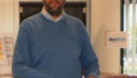 Ing. Peter Bartošovič (47), historicky prvý pacient NeoVízie