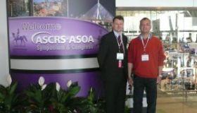 Lékařský ředitel NeoVize MUDr. Josef Hycl, CSc. a ředitel NeoVize Bc. Petr Kocian navštívili kongres ASCRS a kongres ASOA v Bostonu USA