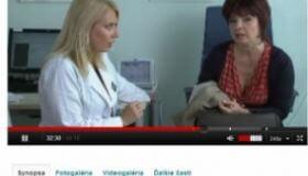 Pozrite si očná lekárku MUDr. Adrianu Smorádkovú ako herečku v jojkárskom seriáli Panelák