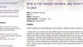 Hlasujte za príbeh Valdemara a vyhrajte zľavu 500 EUR na laserovú operáciu NeoLASIK HD