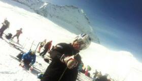 Reprezentant SR v skicrosse Tomáš Bartalsky: Tvrdý tréning na ľadovci