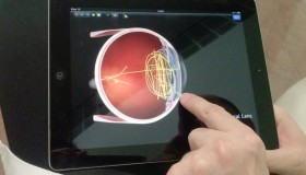 Nové iPady pomôžu pacientom NeoVízie lepšie porozumieť svojej diagnóze