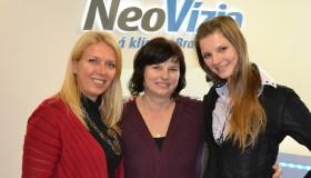 """Alžbeta Bacharová (52) po implantácii keraringov pri keratokonuse:  """"Zakopávala som sa o vlastný tieň."""""""