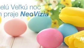 Prajeme vám veselú Veľkú noc :-)