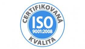 NeoVízia získala nezávislý prestížny certifikát kvality ISO 9001