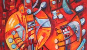 Nová výstava výtvarných diel Janky Peštovej v NeoVízii:  Svet otvorený pre sny