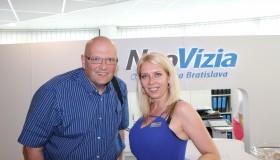 """Peter Antal (48) po vyšetrení v NeoVízii: """"Slovenská oftalmológia predčí aj Kanadu."""""""