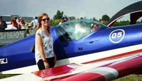 """Dopravná pilotka Dominika Riečanová po NeoLASIKu HD: """"Oči sú mojim najdôležitejším pracovným nástrojom."""""""