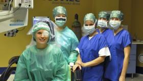 """Lenka Tuzová po implantácii šošoviek ICL ,,Každý deň objavujem novú slobodu bez okuliarov."""""""