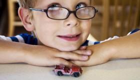 PlusOptix vyšetrí zrak aj najmenším neposedným detským pacientom