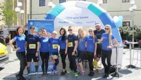NeoVízia Running Team na PSA City Run Trnava ako jeden z partnerov