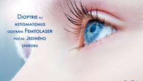 Odstránime aj váš astigmatizmus?