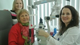 Mama našej kolegyne po operácii sivého zákalu: Konečne opäť vidím jasný svet!