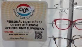 Optika NeoVízia má ďalší certifikát!
