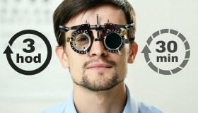 Vyšetrenie očí: chcete ho rýchlo alebo kvalitne?