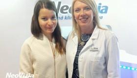 Anesteziologička po NeoLASIKu HD:  Môj nový zrak mi pomáha v práci lekárky