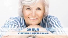 Vianoce v NeoVízii:  vyšetrenie sivého zákalu za 20 EUR