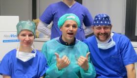 DJ Karol: Na operácii sa cítite ako v počítačovej hre