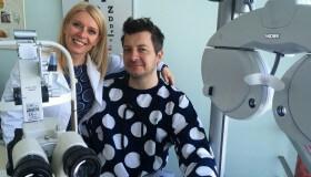 PR Manažér Miklosko Fashion Design, Rasťo Holubec:  Môj pohodlnejší život po laserovej operácii NeoLASIK HD