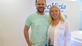 Matej Vaník z La Gioia: Laserovú operáciu si kvôli dlhým hodinám za volantom doprial tesne pred letom
