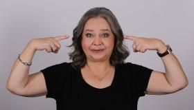 Herečka, režisérka, producentka Mária Breinerová:  Po operácii sivého zákalu vidím nový svet