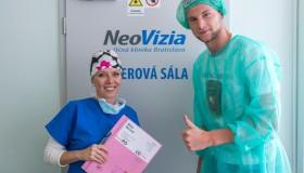 Futbalista Milan Škriniar - Nový zrak sa odrazil na lepších výkonoch