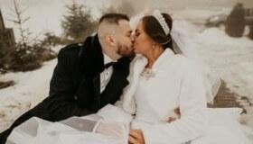 Okuliare sa ku svadobným šatám nehodia