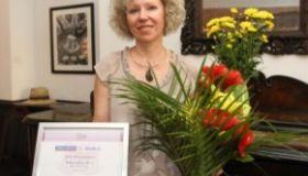 Primářka NeoVize MUDr. Věra Kalandrová se stala Ženou regionu 2011 pro Jihomoravský kraj
