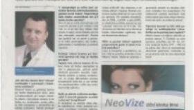 Rozhovor dr. Hycla pro slovenský tisk