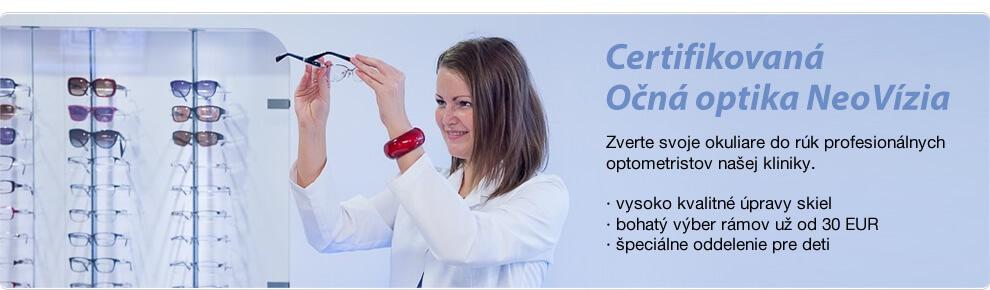 Očná optika NeoVízia