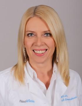 MUDr. Adriana Smorádková - Očná klinika NeoVízia