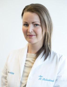 Mgr. Katarína Bašnáková  - Očná klinika NeoVízia