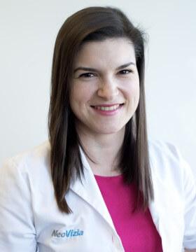 Mgr. Veronika Holovičová  - Očná klinika NeoVízia