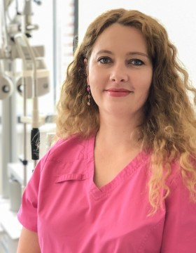 Mgr. Katarína Ďorďová - Očná klinika NeoVízia