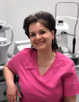 Bc. Adriana Džurná  - Očná klinika NeoVízia