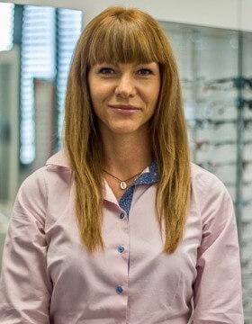 Jana Harceg - Očná klinika NeoVízia
