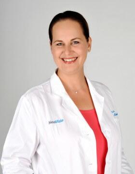 MUDr. Verata Maková - Očná klinika NeoVízia