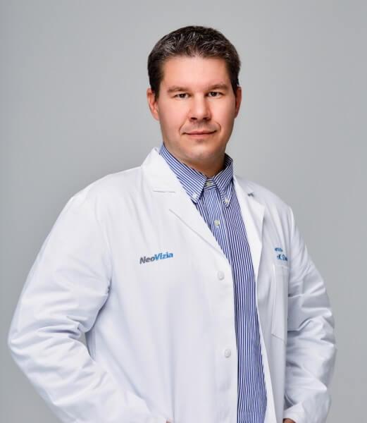 MUDr. Michal Drmota - Očná klinika Neovízia