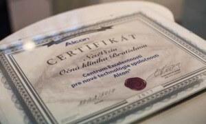 www.pozri.sk: NeoVízia získala svetový certifikát Centrum Excelentnosti