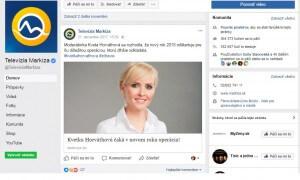 Moderátorka Kvetka Horváthová sa rozhodla, že nový rok 2018 odštartuje dôležitou operáciou