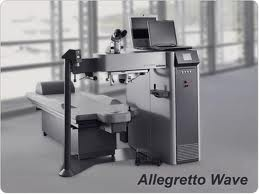 NeoVízia očná klinika - laser Allegreto Eye-Q 400