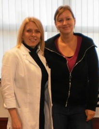 NeoVízia Bratislava - Dr. Smorádkova so svojimi pacientkami