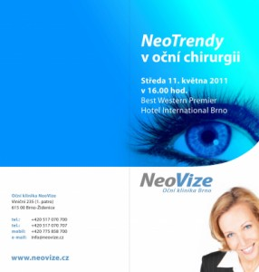 NeoTrendy 2011 Brno