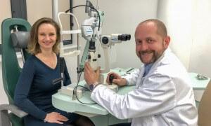 LenSx – laserová operácia PRELEX  - Očná klinika Neovizia