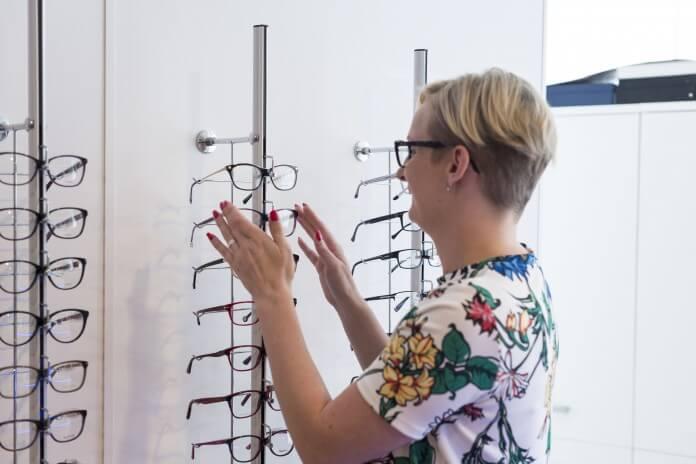 1b549228b Optička certifikovanej optiky Očnej kliniky NeoVízia Zuzka Pisarčíková
